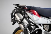 PRO side carriers off-road edition Black. Honda Africa Twin / Adv Sports (18-). KFT.01.890.30100/B